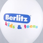 Luftballon-Referenzballon Berlitz Kids & Teens