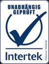 Intertek Certificat
